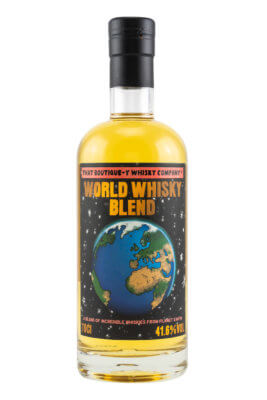 That Boutique-y Whisky Company World Whisky Blend