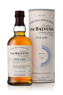 The Balvenie gibt Tun 1509 Batch 4 frei