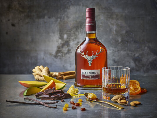 The Dalmore 12 Jahre Sherry Cask Select