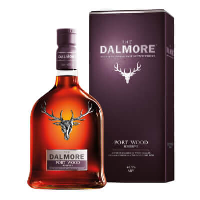 The Dalmore Port Wood Reserve neu im Fachhandel