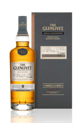 The Glenlivet Single Cask Glencuie