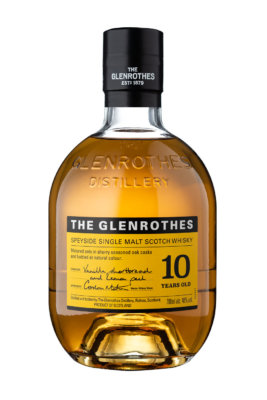 The Glenrothes 10 Jahre