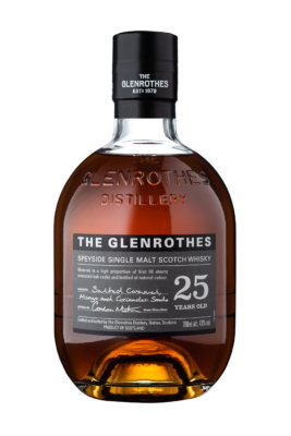 The Glenrothes 25 Jahre