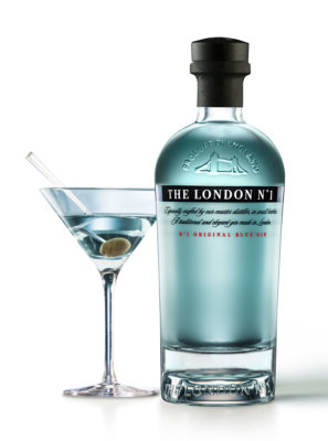 Redesign für The London No.1 Gin gezeigt