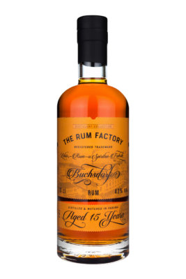The Rum Factory 15 Jahre