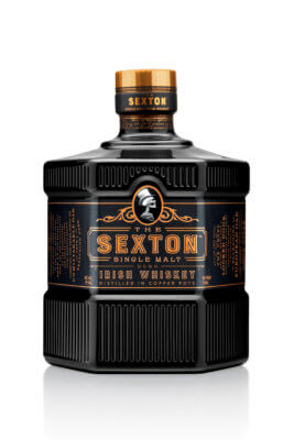 The Sexton Single Malt Irish Whiskey