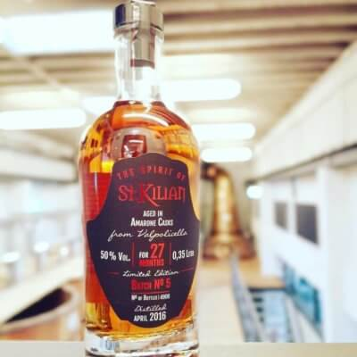 Launch des 'The Spirit of St. Kilian' Batch 5