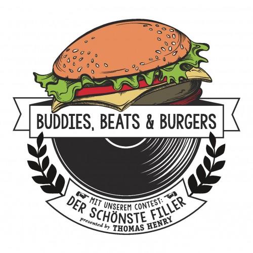 news buddies beats burgers thomas henry sucht sch nsten filler spirituosen. Black Bedroom Furniture Sets. Home Design Ideas