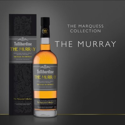 Tullibardine The Murray läutet The Marquess Collection ein