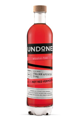 Undone – 'No. 9 Italian Aperitif Type' – This is not Red Vermouth