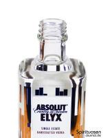 Absolut Elyx Hals