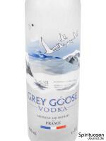Grey Goose Vorderseite Etikett