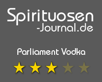 Parliament Vodka Wertung