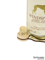 Windspiel Barrel Aged Potato Vodka 2016 Verschluss