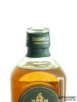 Bushmills 10 Jahre Hals