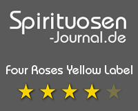 Four Roses Yellow Label Wertung