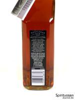 Gentleman Jack Rückseite Etikett