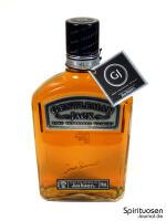 Gentleman Jack Vorderseite