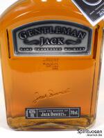 Gentleman Jack Vorderseite Etikett