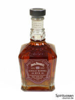 Jack Daniel's Single Barrel Rye Vorderseite