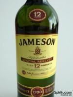 Jameson 12 Jahre Special Reserve Vorderseite Etikett
