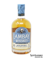 Lambay Blended Irish Whiskey Vorderseite