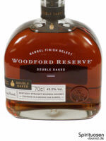 Woodford Reserve Double Oaked Vorderseite Etikett