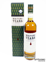 Writers' Tears Copper Pot Verpackung und Flasche
