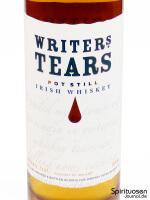 Writers' Tears Copper Pot Vorderseite Etikett