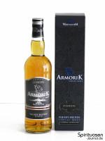 Armorik Classic Verpackung und Flasche
