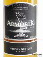 Armorik Classic Vorderseite Etikett