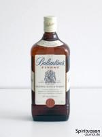 Ballantine's Finest altes Flaschendesign