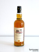 Blackstone Single Highland Malt Scotch Whisky 18 Jahre Vorderseite