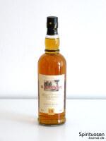 Blackstone Highland Single Malt Whisky 18 Jahre Vorderseite