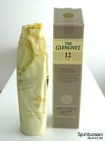 The Glenlivet 12 Jahre Verpackung und Flasche