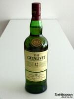 The Glenlivet 12 Jahre Vorderseite