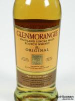 Glenmorangie The Original 10 Jahre Vorderseite Etikett