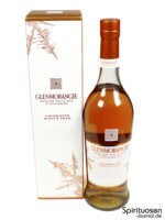 Glenmorangie A Midwinter Night's Dram Verpackung und Flasche