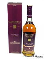 Glenmorangie Lasanta Verpackung und Flasche
