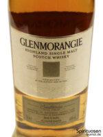 Glenmorangie Nectar d'Or Vorderseite Etikett