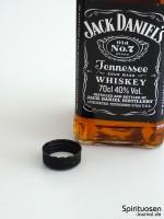 Jack Daniel's Old No.7 Verschluss