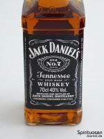 Jack Daniel's Old No.7 Vorderseite Etikett