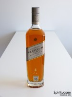 Johnnie Walker Platinum Label 18 Jahre Vorderseite