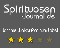 Johnnie Walker Platinum Label 18 Jahre Wertung