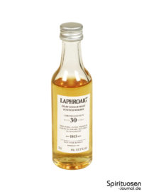 Laphroaig 30 Jahre Cask Strength 2016 Probe