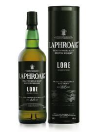Laphroaig Lore 0,7-l-Flasche