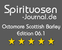 Octomore Scottish Barley Edition 06.1 Wertung