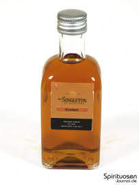 The Singleton of Dufftown Sunray Probe