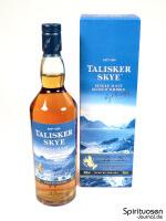 Talisker Skye Verpackung und Flasche
