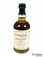 The Balvenie DoubleWood 12 Jahre Vorderseite